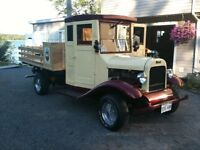1919 Stewart 1/4 ton truck One of a kind!