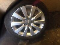Audi A1 2013 alloys