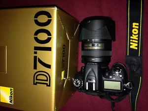 Boitier Nikon D7100