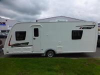 Elddis Affinity 550 4 Berth Caravan