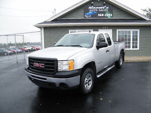 2011 GMC Sierra 4x4, 158,000 km, LOADED AND INSPECTED