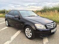 Mercedes benz c180 blue efficency executive pack