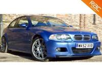 2002 52 BMW M3 3.2 M3 2D 338 BHP INDIVIDUAL! MANUAL! LOW MILEAGE!