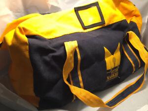 Canvas Gym Bag