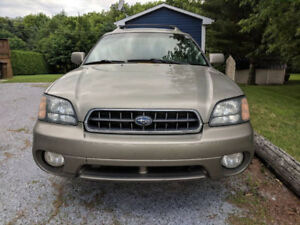 Subaru Outback 2004 2.5L Limited automatique