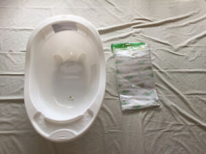 Infant tub and bath support