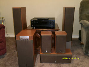 Yamaha Home Theatre system