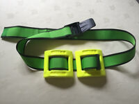 Scuba Diving Weight Belt Lead Block Dive Accessory - with 2 x 2kg weights
