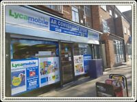 AR CONVENIENCE STORE IN CHINGFORD , REF: RB215