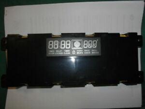Kenmore (Sears) kitchen oven clock timer board # 316418764