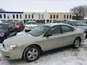 2007 FORD TAURUS ONLY 130000kms, NO ACCIDENTS!! VERY CLEAN!!