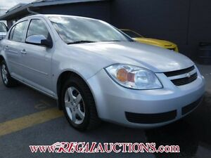 2007 CHEVROLET COBALT LT 4D SEDAN LT