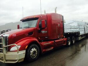 2014 Peterbilt 579 model Highway tractor