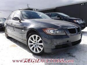 2006 BMW 3 SERIES 325XI 4D SEDAN AWD