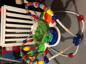 Baby Einstein bouncer in great condition pick up Laval