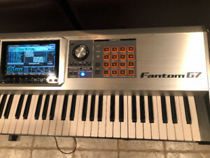 Roland Fantom G7 Good Condition