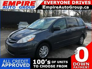 2009 TOYOTA SIENNA LE * 7 PASS * REAR A/C