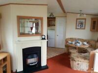 Super 3 bed static - ideal starter van. 12 month season, Allonby, Cumbria