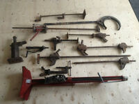 Antique & Vintage car, truck, autobody, fence, jacks and pullers