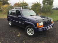 Jeep Grand Cherokee 4.0 auto Limited, FULL MOT