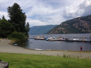 Honeymoon Bay RV Lot on Beautiful Cowichan Lake