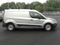 2014 Ford Transit Connect 210 LWB 1.6 Tdci 75PS Diesel silver Manual
