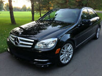 2011 Mercedes-Benz C300 Special edition, Navigation
