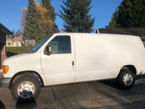 2007 Ford E250 for sale