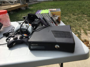 $149 · X-Box 360 & Kinect, 2 controllers. 7 games - works perfec