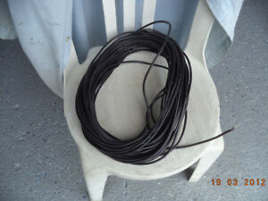 110+ feet of RG 58 coaxial cable brand new
