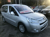 09 REG Citroen Berlingo 1.6i 16v 110hp Multispace VTR
