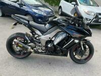 Kawasaki z1000 sx,16k,fsh,full akrapovic system,mint bike,full video on here....