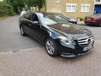 MERCEDES E220 NEW SHAPE CDI SE 7 GTRONIC NICE CLEAN CAR HPI CLEAR FULLY LOADED