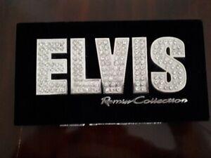 """Coffret """"Elvis Remix Collection"""" - édition limitée 09458"""