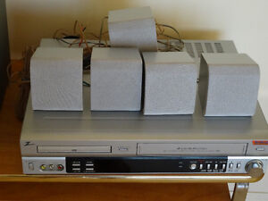 Zenith DVD/VCR Combo Player.