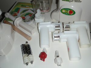 Green Power Kempo Twin Gear Juicer