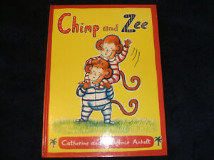 Children's book-CHIMP AND ZEE -hard cover