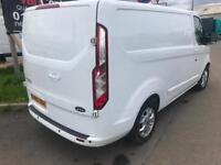 Ford Transit Custom 2.2TDCi ( 125PS ) Limited 270 SHORT WHEEL BASE LOW ROOF VAN
