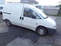Citroen Dispatch 1.9D 815 spares or repairs no vat cheap van