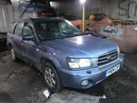 Subaru Forester 2.0 XLn - 2004 04-REG - 6 MONTHS MOT