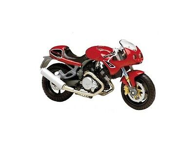 1:18 SOLIDO MOTO COLLECTOR VOXAN V 1000 CAFE'' RACER 2006 ROSSA ART 153302
