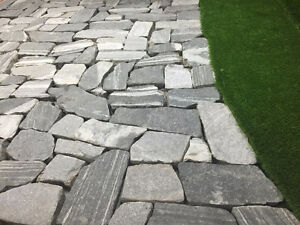 ☀ Real Natural Stone Pavers ☀