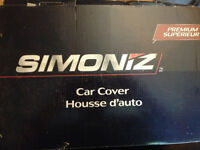 Excellent Condition SIMONIZ Car Cover Small Size Indoor/Outdoor