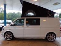 VW Transporter T32 LWB camper NO VAT