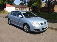 2007 Toyota Corolla 1.6 VVT-i Colour Collection 5dr