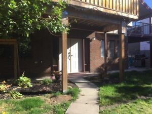 One bedroom ground level suite, walk to downtown - Dec 1