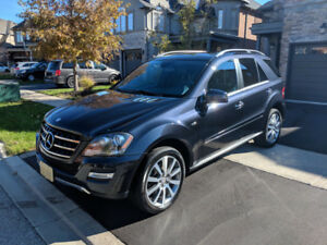 "2011, ML350, rare ""GRAND"" edition, original owner"