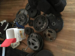 Selling York calibrated weights
