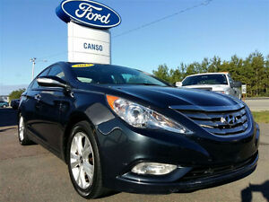 2013 Hyundai Sonata Limited w/Navi FREE WINTER TIRES, ONE OWNER