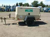 Ingersoll Rand XP185 Air Compressor #1195